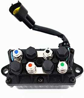 labwork 3 PIN Trim Relay fit for Yamaha F-150 2004-09 F225 2007-09 61A819500000/61A819500100 Outboard