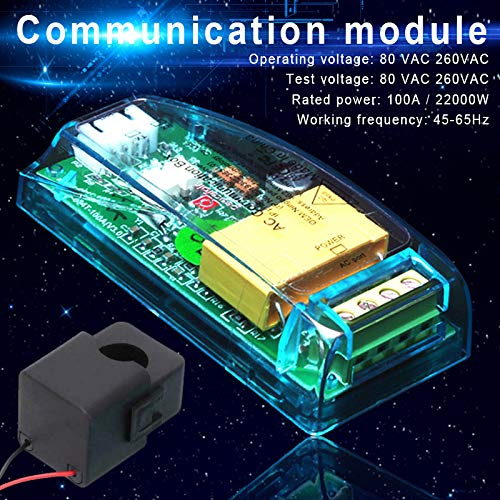 MongKok Monitoring Communications Module Housing PC software Mutual Inductor AC Voltage Current