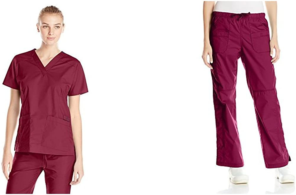 WonderWink womens Animer and price revision 70% OFF Outlet Top Bottom Wi sets apparel medical scrubs