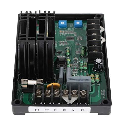 Módulo de fuente de alimentación Regulador de voltaje del generador regulador de voltaje 170-265V AC generador automático del grupo electrógeno Voltaje de fuente de alimentación del controlador Módulo