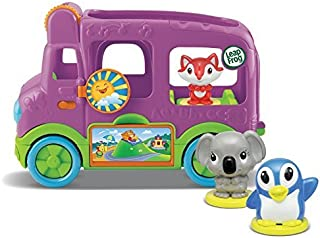 LeapFrog Learning Friends Adventure Bus - colors may vary