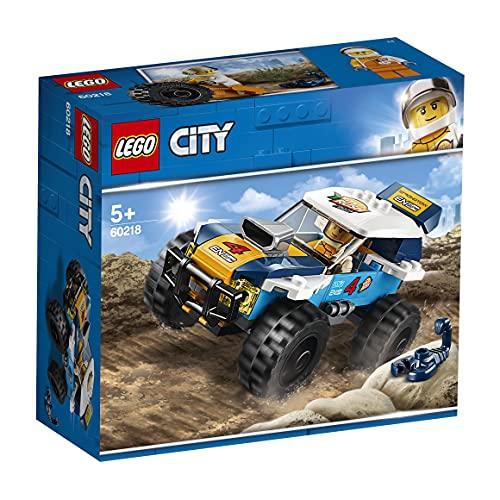 LEGO 60218 City Great Vehicles Wüsten-Rennwagen (Vom Hersteller Nicht mehr verkauft)