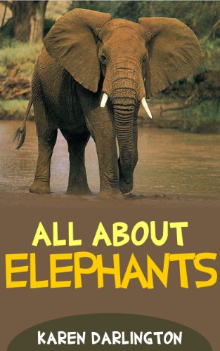 All About Elephants (All About Everything Book 8) by [Karen Darlington]