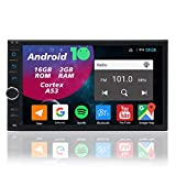 Android Head Unit 2 Din Car Stereo Bluetooth Car Audio Double Din Radio