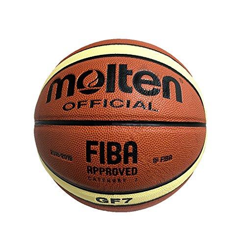 Molten Basketball Official Size 7 FIBA Indoor Composite B GF7