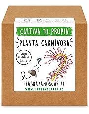 Pocket Juice - Kit Garden Pocket Semillas De Planta Carnívora Drosera. - Varios Autores -5% En Libros