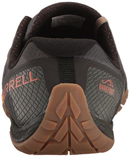 Merrell Trail Glove 4 Baskets pour Homme - Noir - Noir, 48 EU