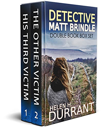 DETECTIVE MATT BRINDLE DOUBLE BOOK BOX SET two utterly gripping crime...