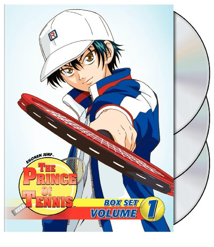 Prince of Tennis Box Set [Edizione: Germania]