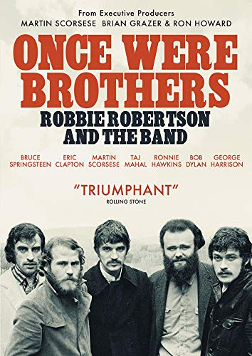 Once Were Brothers: Robbie Robertson and The Band [DVD]