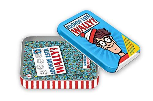 ¿Dónde está Wally? (Caja Metálica): ¿Dónde está Wally? | ¿Dónde está Wally ahora? | ¿Dónde está Wally? El viaje fantástico | ¿Dónde está Wally? En ... está Wally? El libro mágico (En busca de)