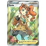 Sonia 192/192 - Full Art Trainer - Ultra Rare - Pokemon Sword and Shield Rebel Clash