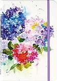 SM Jrnl Hydrangeas - Inc Peter Pauper Press