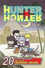 [ Hunter X Hunter, Volume 20 BY Togashi, Yoshihiro ( Author ) ] { Paperback } 2008