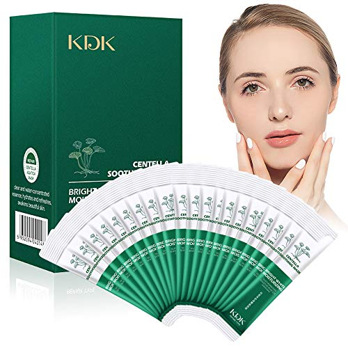 Collagen Mask, Anti-Aging Hydrogel Maske, Straffende Schlafmaske, Collagen Feuchtigkeitsgel Maske, Anti-aging Anti-Falten, Akne-Killer, Befeuchten und Feuchtigkeitspflege