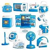 SUCHUANGUANG Haushaltsgeräte Kinder geben vor, Spielzeug zu Spielen Küchenmixer Kaffeemaschinen-Set