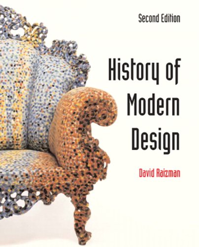 History of Modern Design (2nd Edition) (Fashion Series)