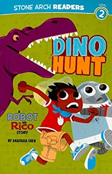 Dino Hunt  A Robot and Rico Story
