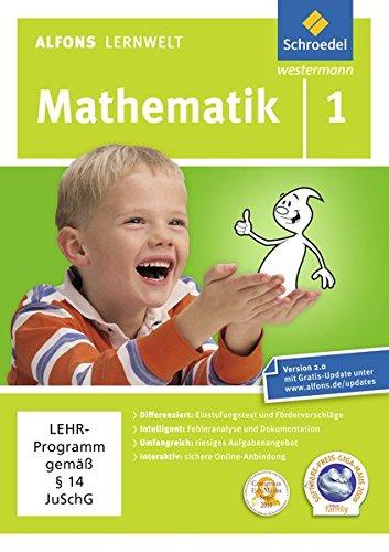 Alfons Lernwelt Mathematik 1 Einzelplatzlizenz