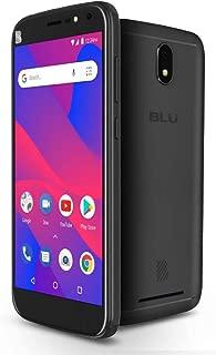 BLU Studio C6L Unlocked Android Cell Phone Octa Core 5'.5' Display -Black-