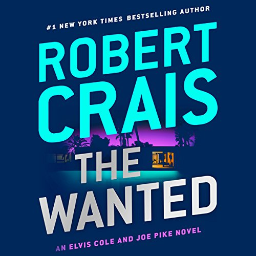 The Wanted audiobook cover art