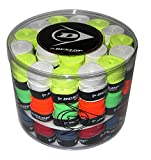 Dunlop Tour Pro - Bote de 60 Unidades overgrip, Multicolor