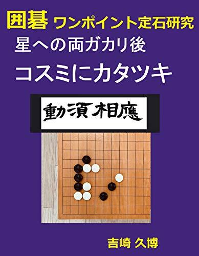 囲碁 ワンポイント定石研究 星への両ガカリ後 コスミにカタツキ (棋力向上シリーズ)