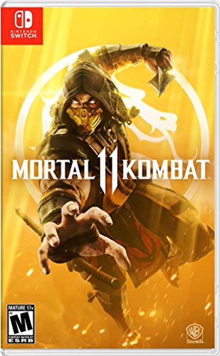 Mortal Kombat 11 – Nintendo Switch – Standard Edition