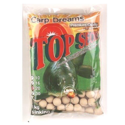 TOP SECRET - Boilies Mais 20mm / 1,0kg