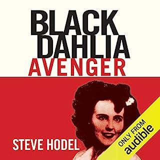 Black Dahlia Avenger audiobook cover art