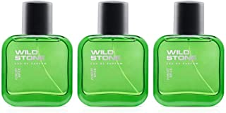 Wild Stone Forest Spice Spray Perfume Combo for Men, Pack of 3 (50ml each)