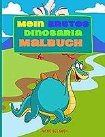 Mein erstes Dinosaurier-Malbuch
