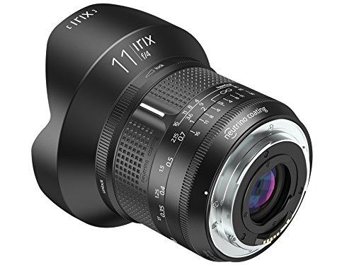Objetivo Irix 11mm f/4 Ultra Gran Angular Firefly Para Canon