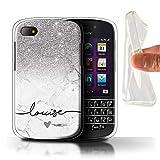 Personalisiert Hülle Für BlackBerry Q10 Handschrift