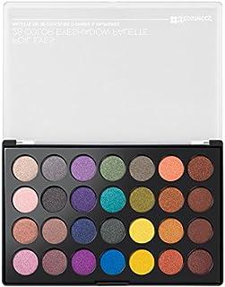 BH Cosmetics 28 Color Eyeshadow Palette, Foil Eyes