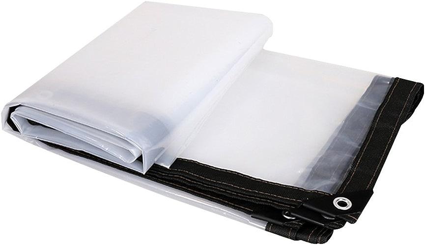 Qing MEI Film Enveloppant à Effet De Serre Perforé Tissu Anti-Pluie Film Isolant Polyporeux Anti-Froid sans Film Goutte à Goutte Film Plastique Transparent Papier Plastique A+ (Taille   6x8m)