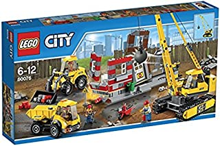 LEGO City 60076: Demolition Site