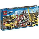 LEGO City Demolition 60076 - Cantiere da Demolizione