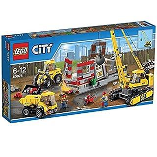 LEGO City 60076 - Abriss Baustelle (B00NVDKWOM) | Amazon price tracker / tracking, Amazon price history charts, Amazon price watches, Amazon price drop alerts