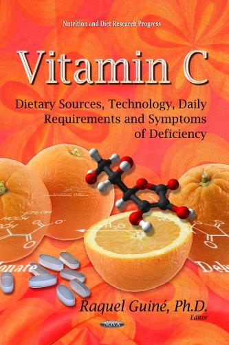 VITAMIN C (Nutrition and Diet Reserach Progress: Biochemistry Research Trends)