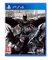 Batman Arkham Collection Standard Edition (PS4) (輸入版)