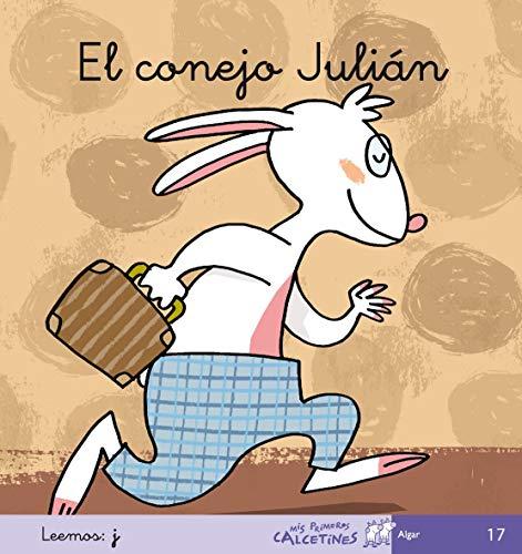 El Conejo Julián (j) ( Letra Manuscrita): 17 (MIS PRIMEROS CALCETINES)