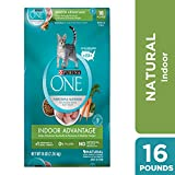 Purina ONE  - Indoor Hairball & Healthy Weight Management - 16lb (178627)