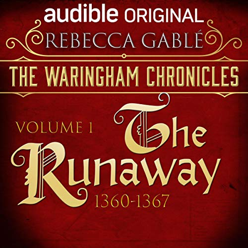 Couverture de The Waringham Chronicles, Volume 1: The Runaway