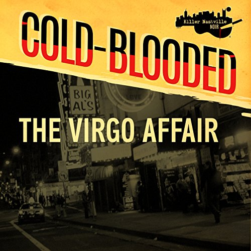 The Virgo Affair audiobook cover art
