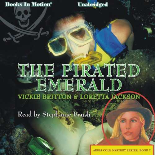 The Pirated Emerald audiobook cover art