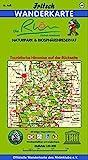 Fritsch Karten, Nr.68, Naturpark Rhön: Touristische Hinweise auf der Rückseite. Mit farbiger Wegemarkierung, Wanderparkplätzen und Langlaufloipen (Fritsch Wanderkarten 1:50000)