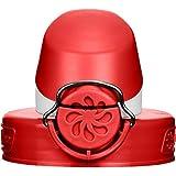 Nalgene Tapa de Repuesto para Botella OTF Rojo Rojo/Blanco