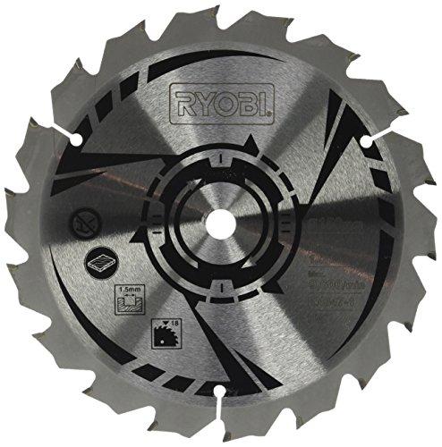 Ryobi HM-Sägeblatt 18 Z Ae 150/10 mm Typ CSB150A1, 5132002579