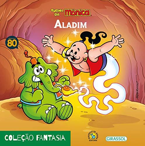 Turma da Mônica - fantasia - Aladim